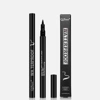 Wholesale black liquid eyeliner resale online - Black Long Lasting Eye Liner Pencil Waterproof Eyeliner Smudge Proof Cosmetic Beauty Makeup Liquid Eyeliner Pen RRA1828