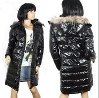 Wholesale down jackets uk resale online - 2019 new woman suyen down jacket UK popular anorak down coat winter Outerwear hooded parkas high quality original brand package