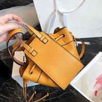ingrosso borsa mini tote-borsa del progettista Loeve borsa famosa della borsa del cuoio genuino della borsa delle borse della borsa della mini dimensione del cuoio genuino di modo