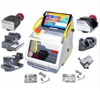 Wholesale auto key programmer silca resale online - 2019 Full Automatic SEC E9 Key Cutting Machine Auto Key Programmer For All Cars SEC E9 Key Cutting Machine Silca Machine