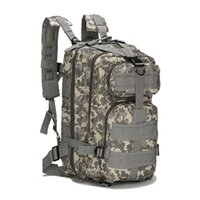 Wholesale backpack 3p resale online - Hot P Tactical Backpack Military Army Outdoor Bag Camping Men Military Tactical Backpack Cycling Hiking Sports Climbing Bag L