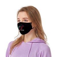 Wholesale 3d chips online – custom tik tok personalized washable dust proof D PM2 chip cotton mask