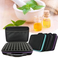 30 60Bottles Essential Oil Case Storage Bag Holder Portable Travel Essential Oil Bottle Organizer Women Perfume Collect Case