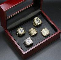 meisterschaft ring dallas großhandel-Angepasst 1971 1977 1992 1993 1995 Dallas Cowboy Football Championship Ringgröße 8 -14
