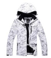 conjuntos térmicos para crianças venda por atacado-Thermal Suit Crianças Ski Rapazes Meninas jaqueta de esqui calças Set Windproof Jacket Snowboarding impermeável inverno Crianças Ski Ternos neve