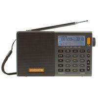 ingrosso aria a banda-XHDATA D-808 Radio digitale portatile FM stereo / SW / MW / LW SSB AIR RDS Multi Band