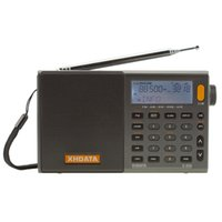 radyo havası toptan satış-XHDATA D-808 Taşınabilir Dijital Radyo FM stereo / SW / MW / LW SSB HAVA RDS Çok Bantlı