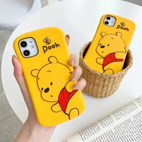 Wholesale 3D Silicon Soft Cartoon Phone Case for iPhone Pro X XR XS Max Girls Rubber Bump Protector Slim Waist Back Cover Case