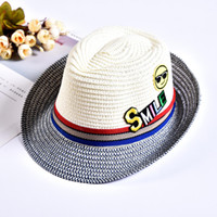 77ffe216d1523 Wholesale embroidered beret for sale - Hot sale comfortable Outdoor  activities straw cowboy hats custom in