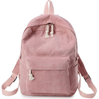 туристические сумки кемпинга оптовых-New Women Bag Lady Girls Canvas Travel School Backpack Rucksack Camping Laptop Hiking Bag High Quality Larger