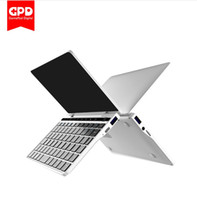 ingrosso computer portatili-GPD Pocket 2 Gaming Laptop Mini PC palmare da 7 pollici Intel Core m3-8100Y Win10 System 8GB / 128GB Mini PC portatile da tasca 4K Wifi con borsa