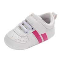 мода красота дети оптовых-Горячие продажи малышей милые девушки кроссовки мягкие новорожденных противоскользящая детская спортивная обувь прочный уютный стиль красоты мода Детская обувь