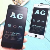 ingrosso iphone di apple del giappone-Vetro temperato per iPhone 7 8 X XS MAX Plus Pellicola protettiva per schermo giapponese antiabbagliamento 3D antiabbagliamento