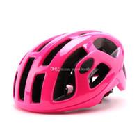 capacetes de bicicleta de marca venda por atacado-Em estoque capacete da bicicleta da bicicleta da bicicleta ciclismo capacete capacete de ciclismo capacetes para bicicleta mais cores disponíveis para a seleção