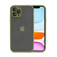 Wholesale plastic camera case resale online - Rubber PC Camera Protection Mobile Case For Samsung S10 Lite A51 A71 A10 A20 A10S A20S A30S A20E A01 Core A21 A31 A21S