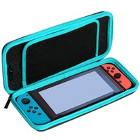 Wholesale cases for i phones online – custom Carrying Case for Nintendo Switch Portable Protective Travel Hard Shell Anti Shock Storage Bag with Game Card Slots and I