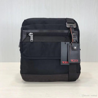 TUMI Tu Mi Shoulder Bag Crossbody Bag Work Portable Travel Bag TM069308  Travel Business Shoulder Messenger iPad 4e09c0088277f