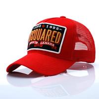 ingrosso pannello di testo-2019 unisex Moda icona cappelli da ricamo berretti da uomo donne progettista di marca Snapback Cap per gli uomini cappello da baseball golf gorras osso casquette d2 cappello