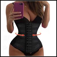 Sexy Women Hot Body Shaper Waist Cincher Control Corset and Bustiers Slimming Belt Waist Trainer Trimmer Shapewear