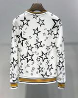 newest afc90 f44c4 Kaufen Sie im Großhandel Frauen Schwarzer Stern Pullover ...