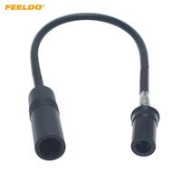 ingrosso adattatore per antenna stereo per auto-FEELDO Auto CD Radio Antenna Cavo cablaggio per Chevrolet Captiva Enclave Auto Stereo FM Adattatore # 6016