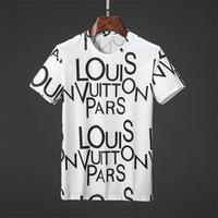 homme t-shirt acheter achat en gros de-Acceptez en gros -2019 nouveaux T-shirt occasionnel respirant de la mode masculine européenne et américaine taille M- XXXL - livraison gratuite - Bienvenue à acheter -06