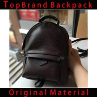 ingrosso borsa dello zaino di stile coreano-zaini di design fiore vera pelle zaino moda borse donne designer borsa borsa in vera pelle di alta qualità borsa