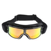 Wholesale bike sunglasses uv for sale - Group buy Motorcycle Dirt Bike ATV Goggles Helmet Sunglasses UV Resistant Motorbike Glasses Multi colored