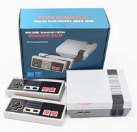 satılık mini tv'ler toptan satış-Yeni Varış Mini TV Oyun Konsolu Video El NES oyunları için konsolları ile perakende kutuları sıcak satış dhl PGL02