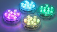 led recife luz espectro completo venda por atacado-LED Aquarium luzes LED luz piscina levou waterpoof luz mergulho