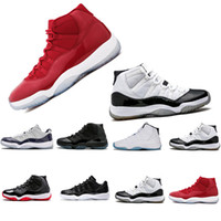 Wholesale 23 sneakers for sale - Group buy Mens Brand basketball shoes Concord shoes number Legend Blue s Midnight Navy XI Win Like women Sports shoes designer sneakers