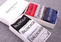 Wholesale underwear boxer briefs for girls resale online - NEW AAA GUCCI aapes Cotton Underwear Shorts For Man Fashion Sexy Underwear Sexy ner Man Breathable Male Gay Boxer Brief with Box