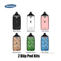 ingrosso z batteria-100% originale Innokin Z Biip Pod Starter Kit 1500mAh Piattaforma batteria Z-Biip Vape Box Mod per PLEX3D 0.48ohm Serbatoio Serbatoio Serbatoio Genuine