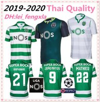Wholesale white sports shorts resale online - 19 Sporting CP third white Soccer Jerseys PHELLYPE sporting lisbon FERNANDES away Shirt WENDEL ACUNA Jersey Football Shirt