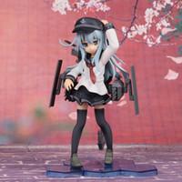 ingrosso giocattoli di classe-Kantai Collezione Inazuma figura di azione figura dipinta la figura della flotta ragazze di classe PVC Toy Anime Girl Giocattoli