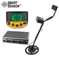 Wholesale garrett metal detectors for sale - Group buy metal detector underground garrett metal detector Gold Digger kit Treasure Hunter pinpointer detector depth m Smart Sensor AS924
