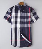rote flanell frauen großhandel-Langarm-rotes kariertes Hemd Männer Frauen beiläufige Flanell-warme Streifen-Hemden männliche hawaiianische Herbst-Hemden X33