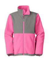 ingrosso giacca rosa dei ragazzi-NF New Winter Felpe con cappuccio in pile per bambini Giacche Outdoor in sci larghi Down SoftShell Ragazze in pile pile Giacche di alta qualità Nero Rosa Taglia S-XXL