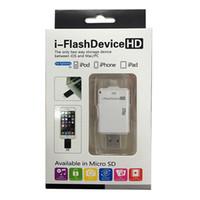 ich android großhandel-128gb USB-Flash-Laufwerk 64G i-Flash-Laufwerk HD USB-Speicherstick Anhänger für Typ-C-Android / ipad / PC / MAC