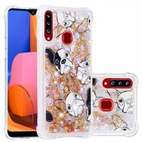 Wholesale quicksand case for samsung for sale – best For Samsung Galaxy A6 PLUS A9 A7 A8 A3 A5 S7 EDGE J4 J6 Liquid Shockproof Soft Case Cartoon Quicksand Bling OWL Unicorn Skin Cover