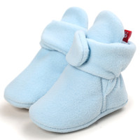 Wholesale moccasins baby boots resale online - MUQGEW baby girl shoes first walkers baby moccasins Soft Sole Snow Boots Soft Crib Shoes Toddler Boots kiz bebek ayakkabilari y2