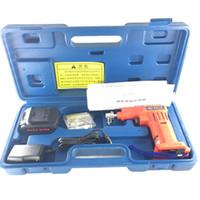 arma de la selección de bloqueo envío gratis al por mayor-Envío gratis JSSY eléctrico 25 pines Lock Pick Gun Dimple Lock Bump Conjunto de herramientas de cerrajería lockpick pick gun