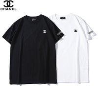 горячая одежда женщин бренда хлопка оптовых-Новая горячая распродажа модной одежды мужская футболка с принтом хлопок футболка футболка мужская футболка женская S-XL 15