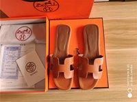 gladiator-stil sandalen für frauen großhandel-Neueste Frauen Beliebte Leder Sandale Markante Gladiator Stil Designer Leder Laufsohle Perfekte Flache Leinwand Plain Sandal ...