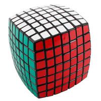 ingrosso rubik giocattoli-Nuovi prodotti che vendono giochi di alta qualità per il cubo di Rubik di settimo ordine, giochi speciali per il cervello educativo di 7 cubi di Rubik