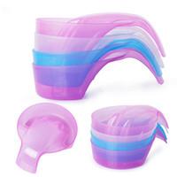 ingrosso ciotola di manicure del chiodo-Elite99 1pcs Nail Art Remover per il lavaggio delle mani Soak Bowl Fai da te Salon Nail Spa Bath Treatment Manicure Tools