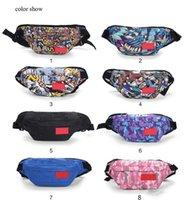 koşu bandı toptan satış-Pembe Sugao bel çantası baskı spor erkek ve kadın çantası bel çantası kemer göğüs torba koşu telefon çanta spor açık yüksek kalitede seyahat