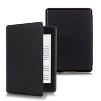 Wholesale kindle paperwhite leather cover case for sale - Group buy Magnetic Smart case for Amazon New Kindle Paperwhite inch E reader Auto Sleep Wake light Weight PU Leather full protective cover