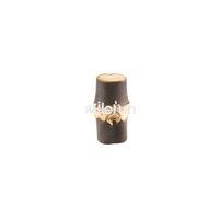 botões de madeira preta venda por atacado-Grânulos de bambu de rizoma de bambu preto vintage botão de madeira rizoma