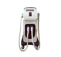 prix de machine à tatouer achat en gros de-2019 Multifonction Beauté Machine Elight + nd Yag + IPL Laser Machine Prix / IPL shr épilation au laser enlèvement de tatouage machine laser